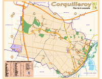 CORQUILLEROY – Plan
